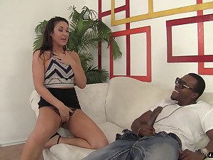 Kylie Kalvetti bends jilt for a hot disgraceful lover's huge member