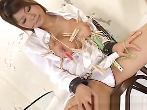 Emir Ruka Mirei Hot JApanese chick gets part3
