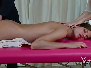 Voluptuous massage superior to before webcam