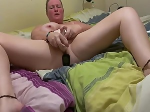 By Far The Best Solo Dildoing Masturbation Selfie Be incumbent on 2020