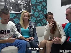 Czech Wife Shift 3 - full movie