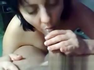 She Enjoys My Candy Penis