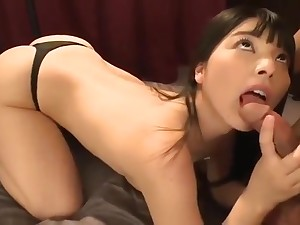 Hot Japanese slut roughly New Hardcore, Big Tits JAV pellicle unique