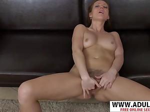 Charm Mature Dame Mischelle Hot Toute seule Video