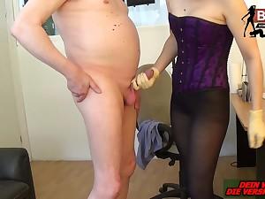 german femdom blonde fetish milf