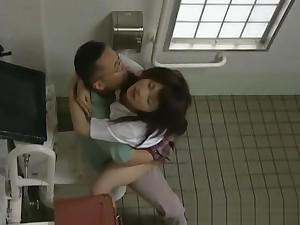 Asian model has hot public sex part5