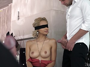 double penetration with two guys is the only thing go off at a tangent Veronica Leal needs