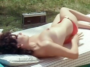 Edwige Fenech Nude Instalment Compilation