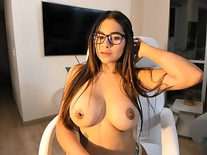 Big-Boobed black-haired says that she is a crumby sista be useful to Mia Khalifa, just a bit hornier